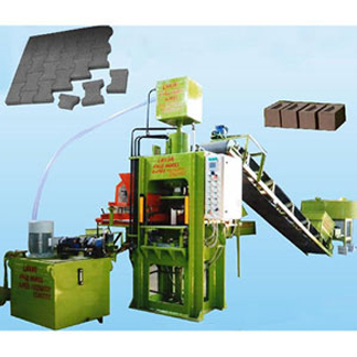 Fully Automatic Fly Ash Bricks Paver Making Plant