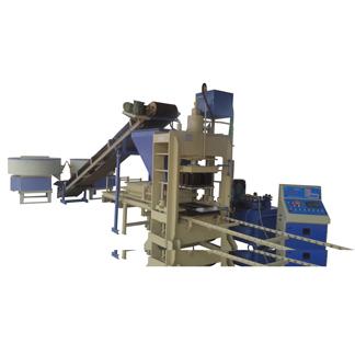 Automatic Fly Ash Bricks Machine