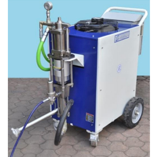 Hydraulically Driven Airless Spray Painting Equipment