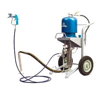 Airless Spray Painting Equipment