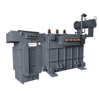Distribution Transformer with Built In HT AVR