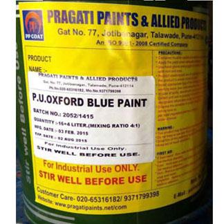 Polyurathane Base Paint