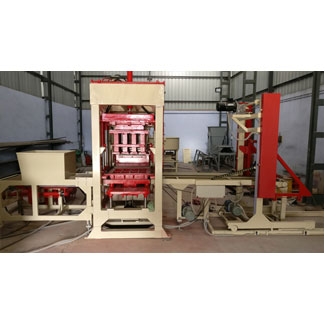 Fly Ash Machine 2160