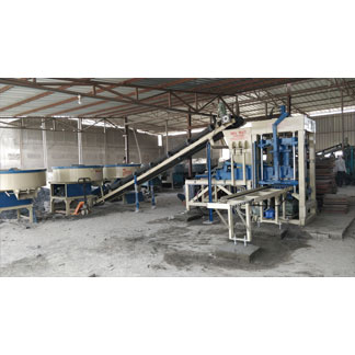 Fly Ash Machine 2520