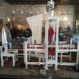 Automatic 6 Brick Fly Ash Brick Making Plant