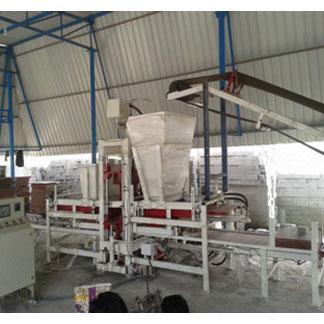 Automatic 12 Brick Fly Ash Brick Making Plant