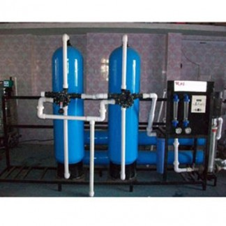 Water Bottle Manufacturing Plant