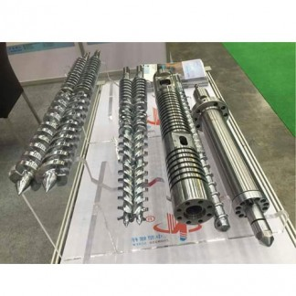Twin Screw Barrel And Extruder