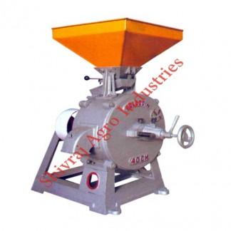 Vertical Danish Type Flour Mill