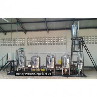 Honey Processing Plant