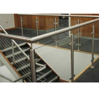 Square Stainless Steel Railings