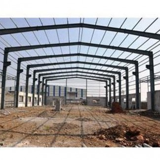 Prefabricated Shed Structure