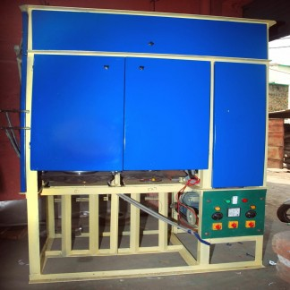 Fully Auto Double Die Dona Making Machine