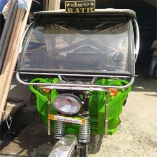 E – Rickshaw