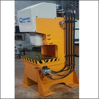 Automatic C Type Hydraulic Power Press