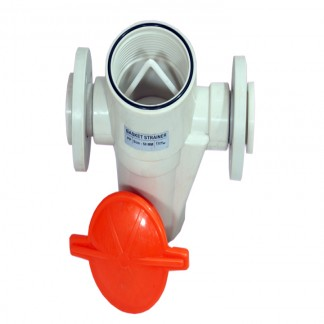 PP BASKET TYPE STRAINER