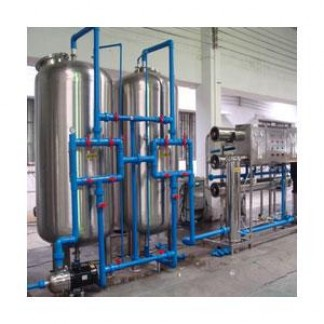 Zero Water Purification Machine