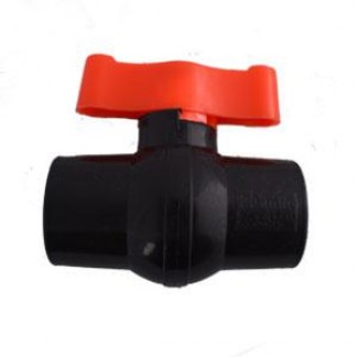 Thread & Plain Solid Ball Valve