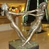 Metal Statues