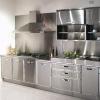 Mild Steel Kitchen