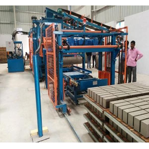 Concrete Bricks ,block & Paver Making Machine