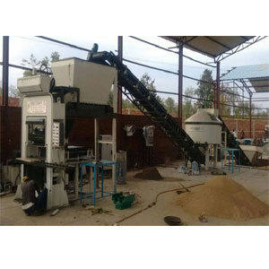 Fly Ash Automatic Machine