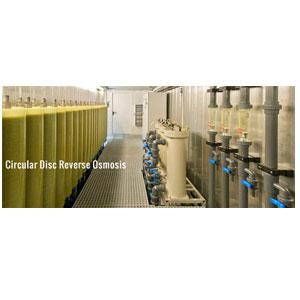 Circular Disc Reverse Osmosis (CDRO) Systems