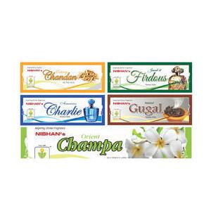 Perfumed Agarbattis In Pouches
