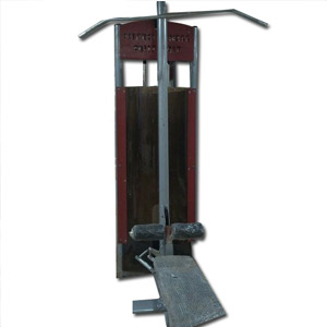 Gym Back Fitness Machines