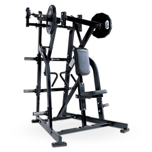 Back Row Hammer Gym Machine