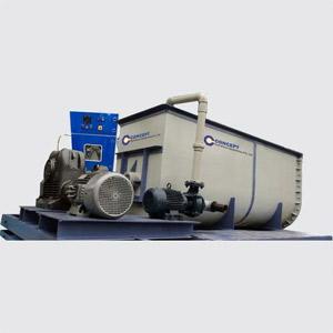 Foam Concrete Mixer