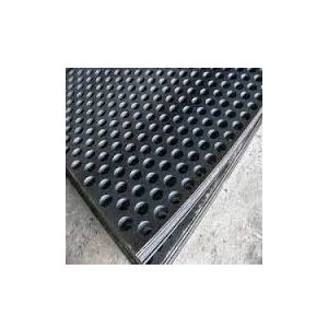 Heavy SS Perforated Sheet