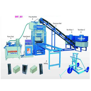 Fully Automatic Fly-Ash Machine