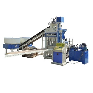 Fly Ash Brick Machine Manufacturer