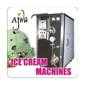 Liquid Nitrogen Icecream Machine