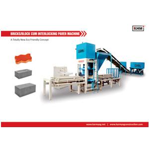 Paver Blocks Making Machines
