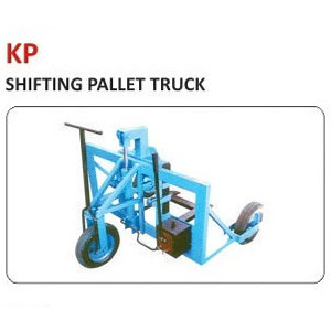 Shifting Pallet Truck