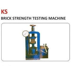 Bricks Strength Testing Machine