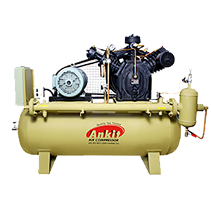 High Pressure Air Compressor Packages For PET Blowing