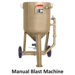 Sand Blasting Machine