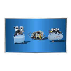 Silent Oil Free Air Compressor