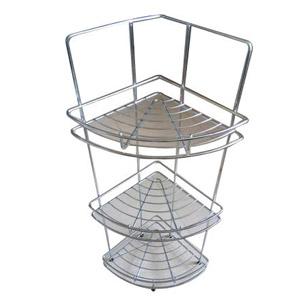 SS Kitchen Corner Basket