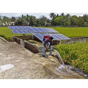 Energy Saving Solar Pump