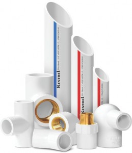 Kestral Brand UPVC Pipe Fitting Products
