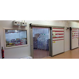 Refrigerated Storage Rooms