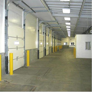 Industrial cold room manufacturers