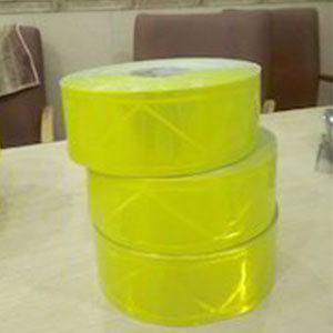 PVC Green Reflective Tape