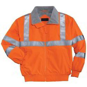 Flame Resistant Safety Jacket