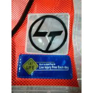 PVC Reflective Label