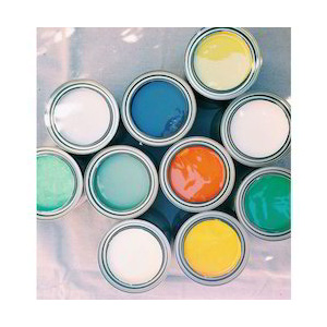 Air Drying Staple Finish Paint